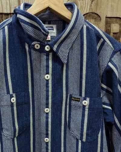 """画像2: Pherrow's """"20W-720WS"""" Heavy Flannel Shirts"""