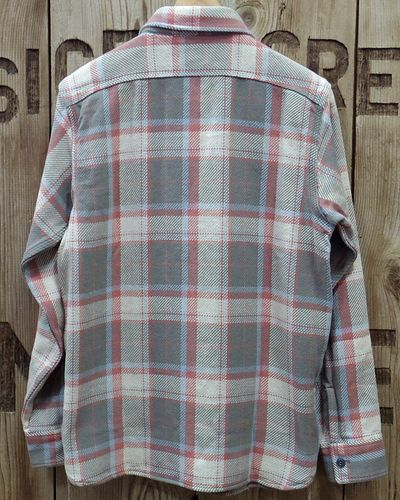 "画像5: Pherrow's ""20W-720WS"" Heavy Flannel Shirts"