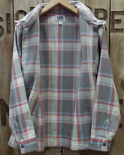"画像4: Pherrow's ""20W-720WS"" Heavy Flannel Shirts"