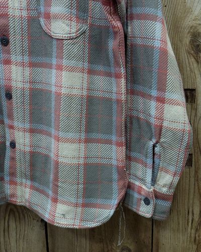 "画像3: Pherrow's ""20W-720WS"" Heavy Flannel Shirts"