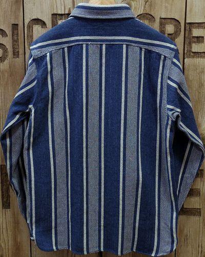 """画像5: Pherrow's """"20W-720WS"""" Heavy Flannel Shirts"""