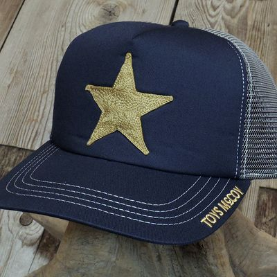 "画像2: TOYS McCOY -MESH CAP / DURABLE ""ONE STAR""-"