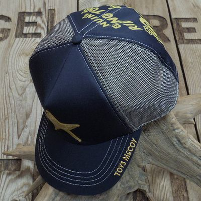 "画像4: TOYS McCOY -MESH CAP / DURABLE ""ONE STAR""-"