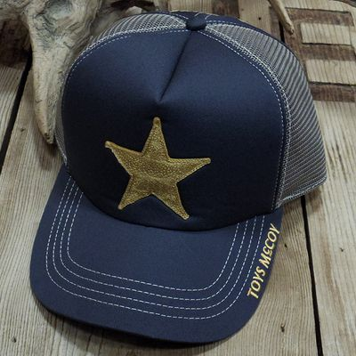 "画像1: TOYS McCOY -MESH CAP / DURABLE ""ONE STAR""-"