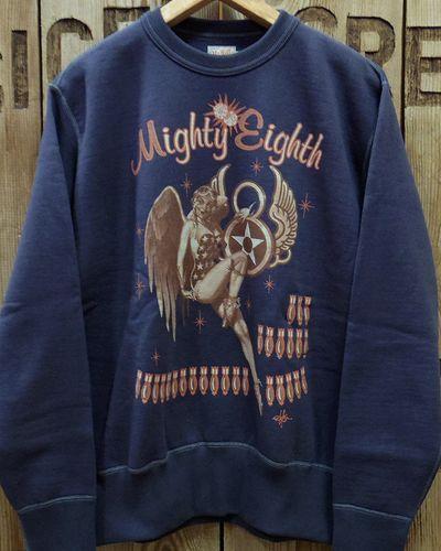 """画像2: TOYS McCOY -MILITARY SWEAT SHIRT 8th AF  """"MIGHTY EIGHTH""""-"""
