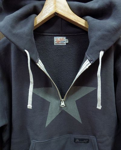 """画像3: TOYS McCOY -HALF ZIP SWEAT PARKA """"ONE STAR""""-"""