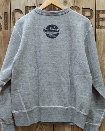 "画像5: BUZZ RICKSON'S × PEANUTS -SET-IN CREW SWEAT ""USAF""-"
