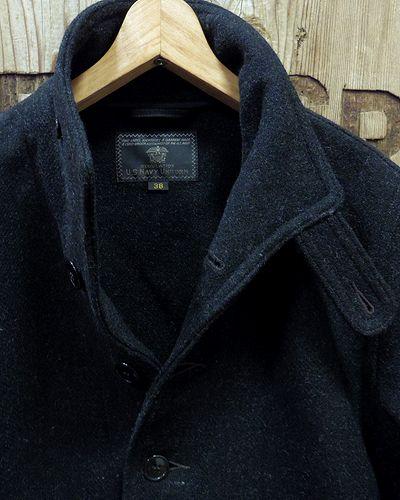 画像3: BUZZ RICKSON'S -SUBMARINE CLOTHING WINTER WOOLEN-