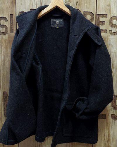 画像4: BUZZ RICKSON'S -SUBMARINE CLOTHING WINTER WOOLEN-