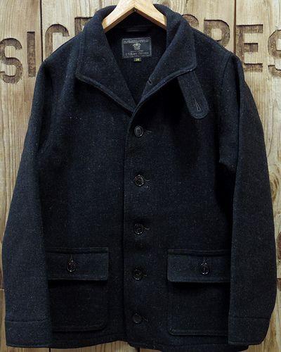 画像2: BUZZ RICKSON'S -SUBMARINE CLOTHING WINTER WOOLEN-