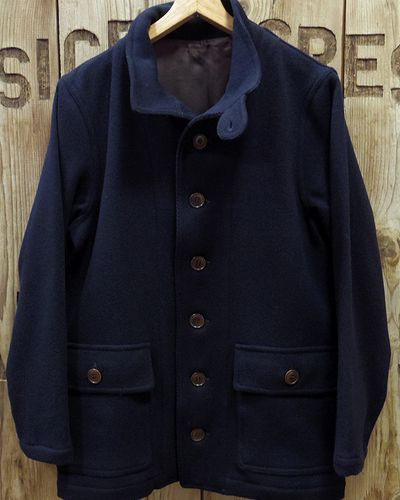 "画像2: Pherrow's ""19W-PSMC1"" Submarine Coat"