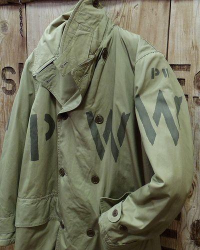 """画像3: BUZZ RICKSON'S -Type M-1943 """"PW"""" STENCIL-"""