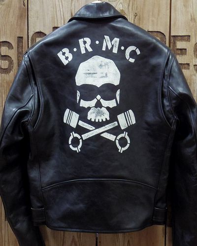 "画像5: TOYS McCOY -DURABLE CODE33 DOUBLE RIDERS JACKET ""THE WILD ONE""-"