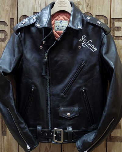 "画像2: TOYS McCOY -DURABLE CODE33 DOUBLE RIDERS JACKET ""THE WILD ONE""-"