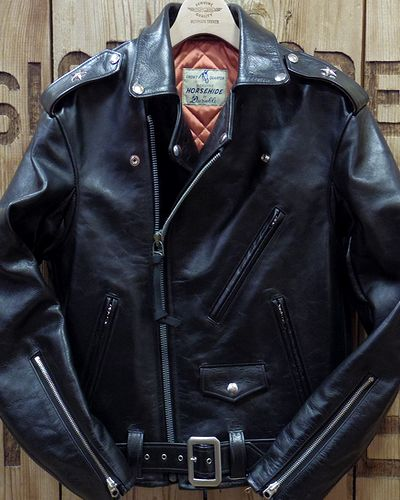 画像2: TOYS McCOY -DURABLE CODE33 DOUBLE RIDERS JACKET-