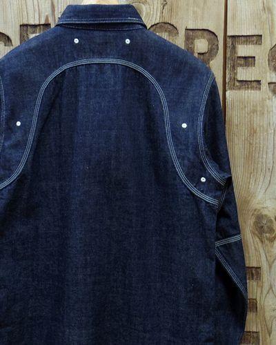 """画像5: Pherrow's """"770WS"""" Vtg Style Work Shirts"""