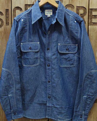 """画像1: Pherrow's """"770WS"""" Vtg Style Work Shirts"""