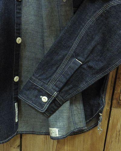 """画像3: Pherrow's """"770WS"""" Vtg Style Work Shirts"""