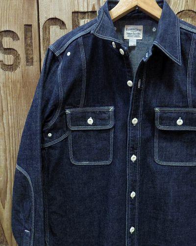 """画像2: Pherrow's """"770WS"""" Vtg Style Work Shirts"""