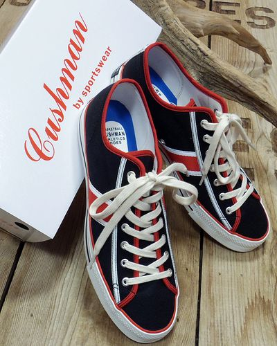画像5: CUSHMAN 29046 -LOW CUT SNEAKER-