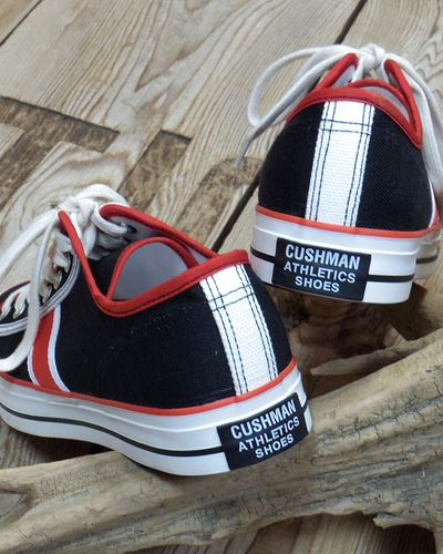 画像3: CUSHMAN 29046 -LOW CUT SNEAKER-